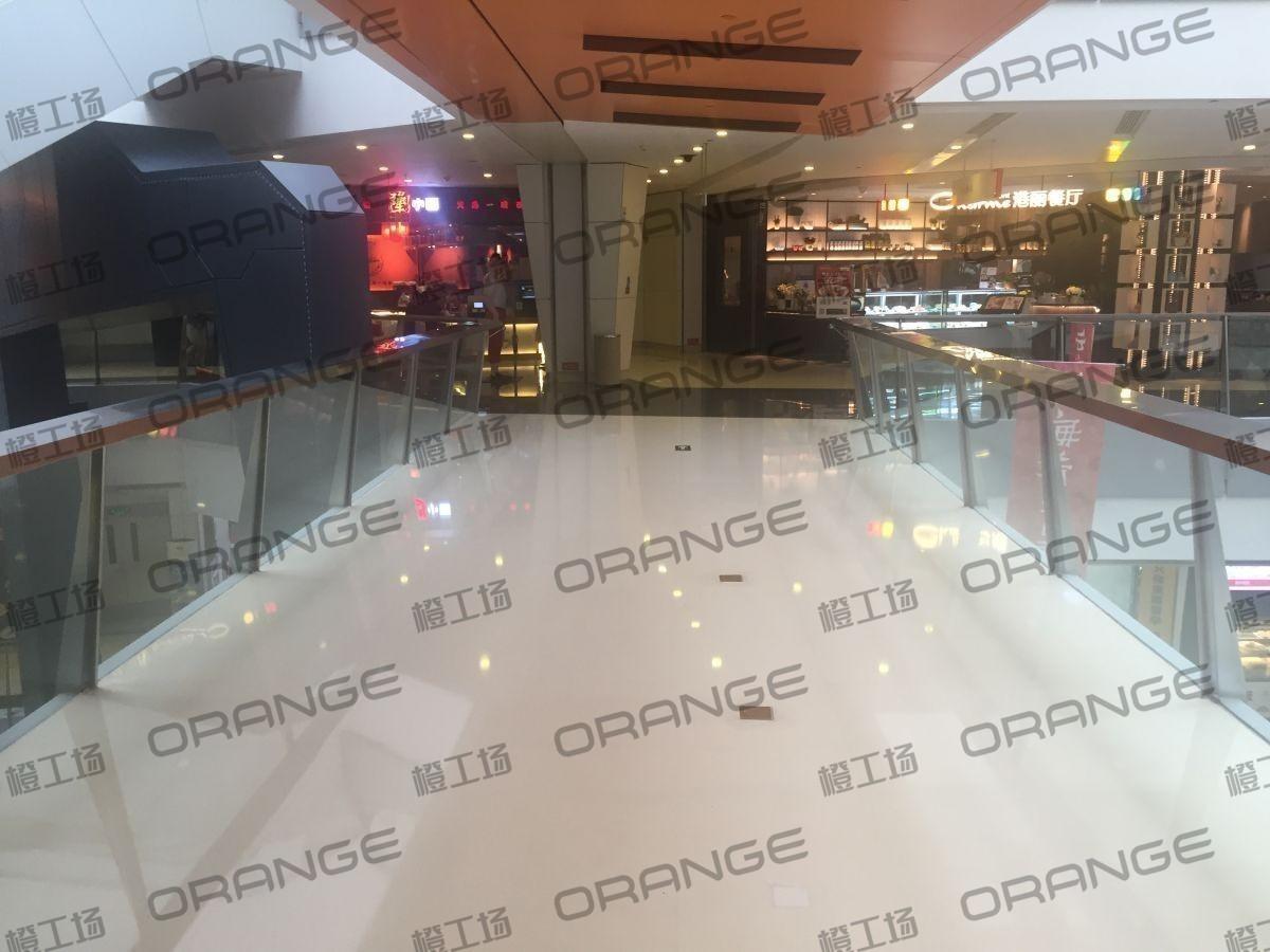 北京欧美汇购物中心-室内5楼犟小面门前中间长廊过道8