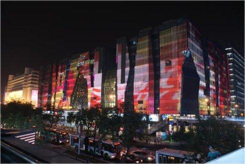 北京西单大悦城2-【橙工场–体验式场景营销的活动场地预定平台】