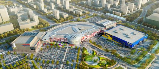 荟聚购物中心2-【橙工场–体验式场景营销的活动场地预定平台】