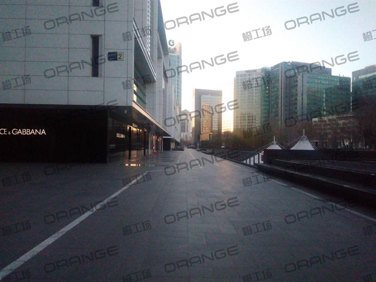金融街购物中心-室外东区北侧过道13