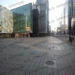 北京金融街购物中心-室外西区北侧广场12