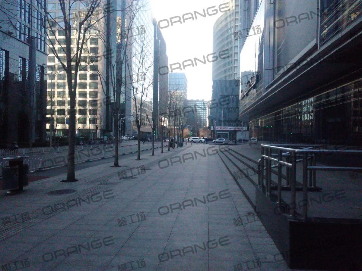 金融街购物中心-室外西区南侧过道9