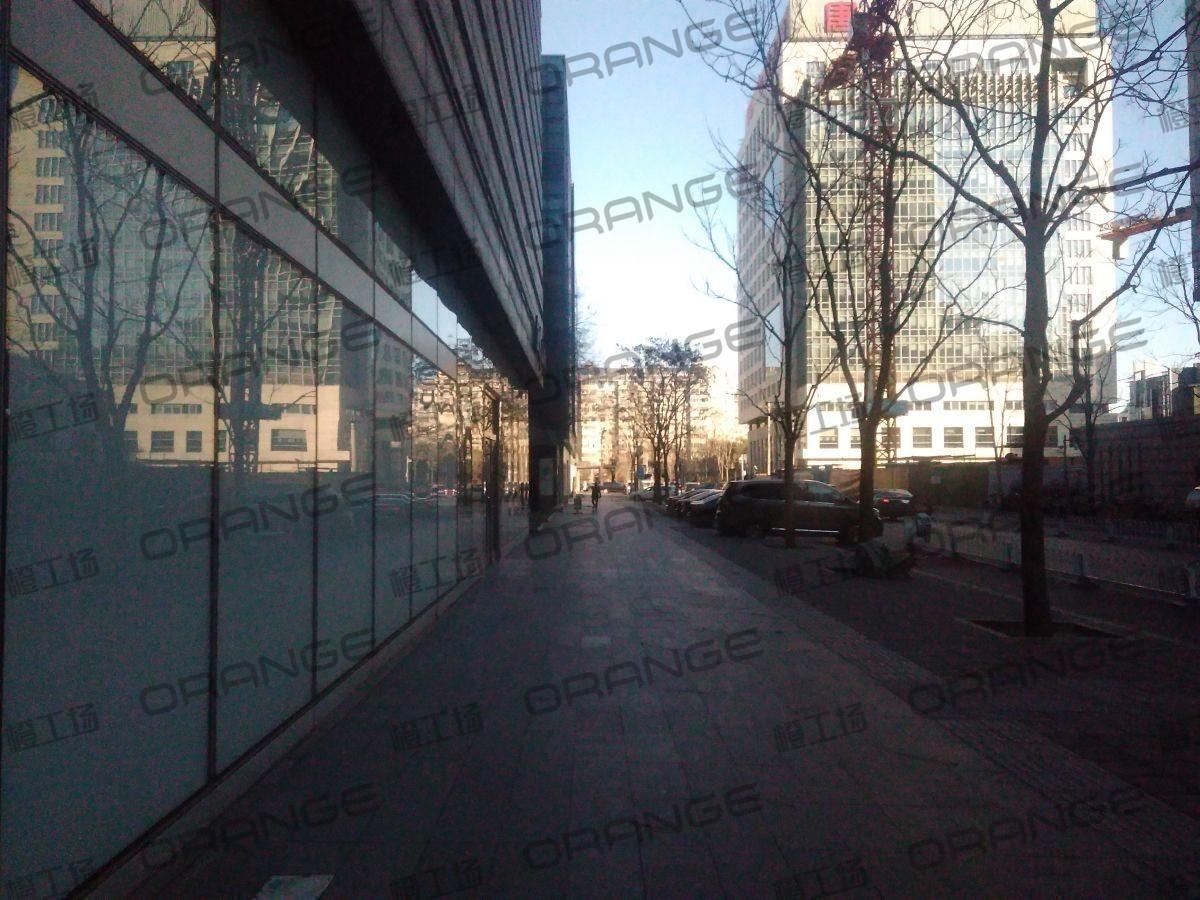 金融街购物中心-室外东区南侧过道5