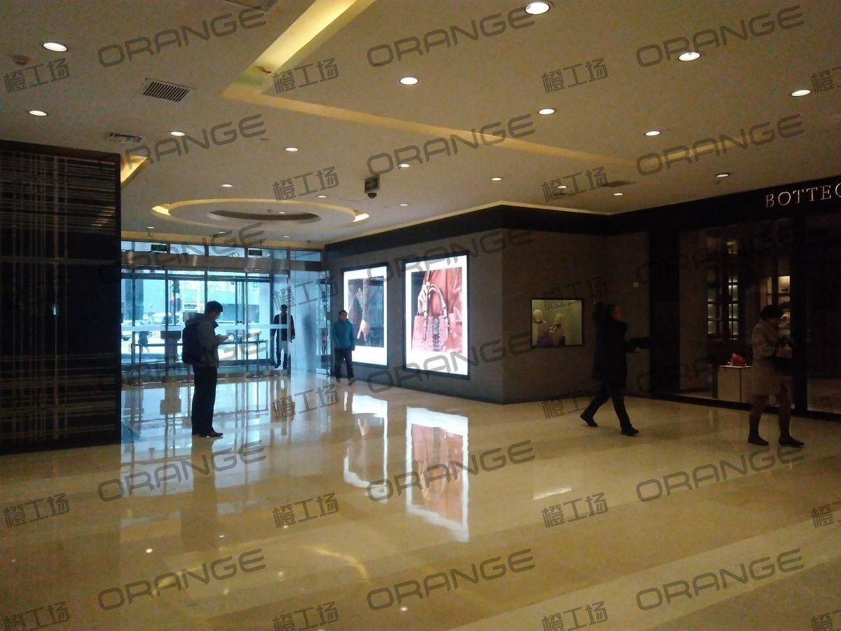 金融街购物中心-室内一楼西区西门门东过道30