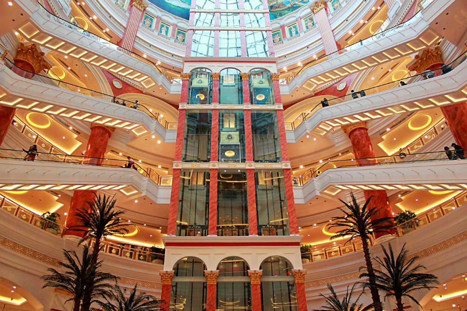 上海环球港3-【橙工场–体验式场景营销的活动场地预定平台】
