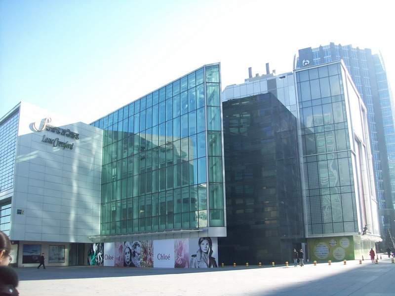 北京金融街购物中心1-【橙工场–体验式场景营销的活动场地预定平台】