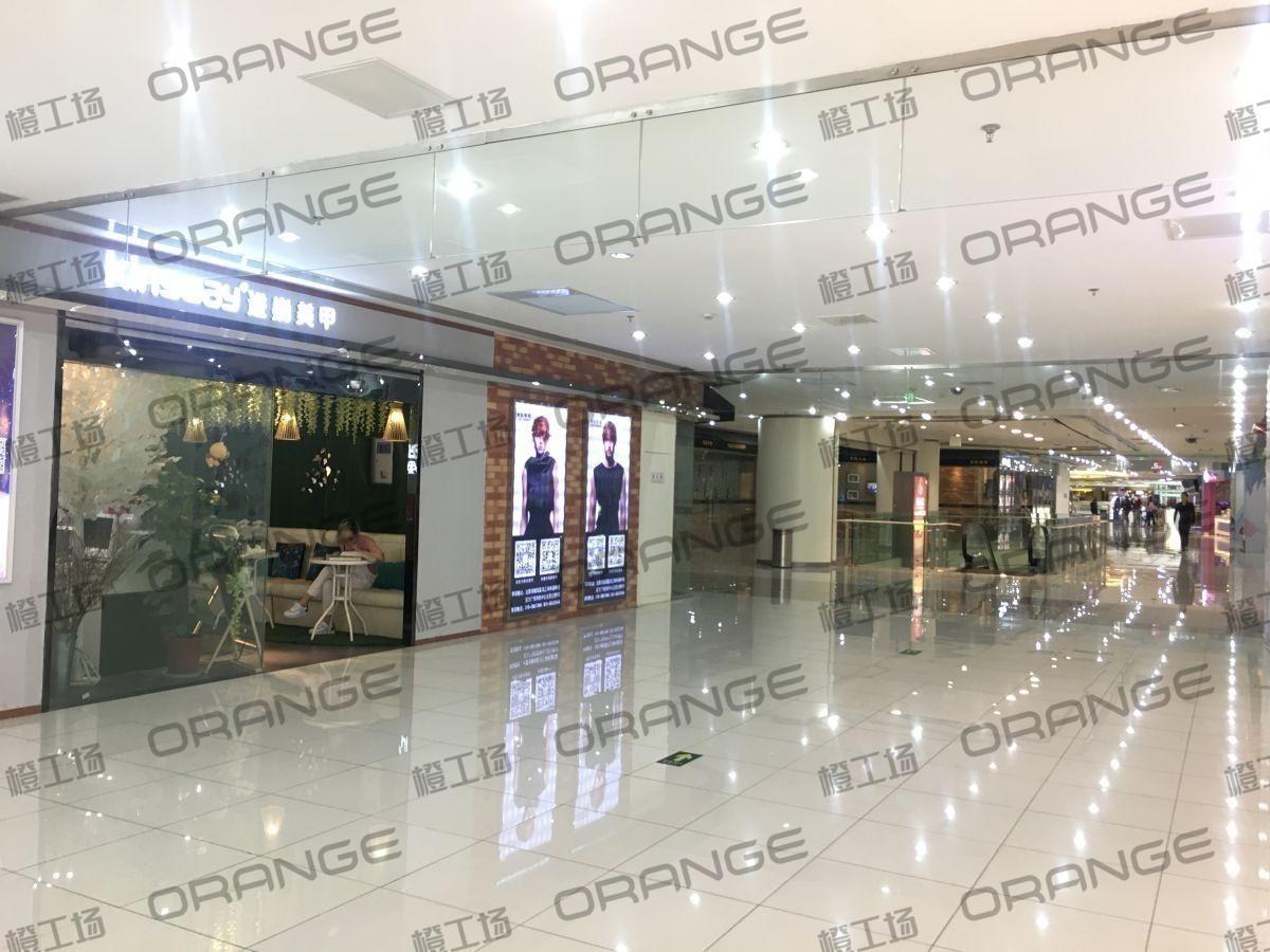 北京富力广场-室内五楼北侧扶梯口走廊   4