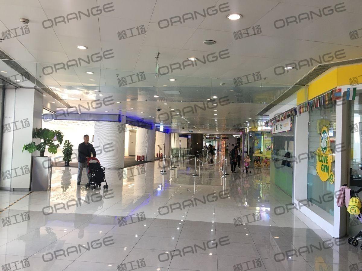 北京富力广场-室内四楼北侧走廊一  5