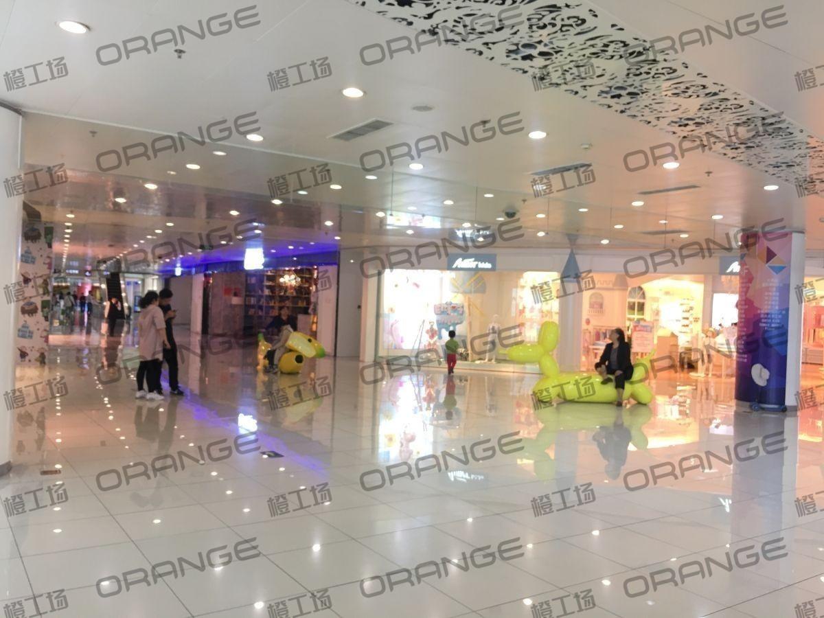 北京富力广场-室内四楼北侧走廊二   6