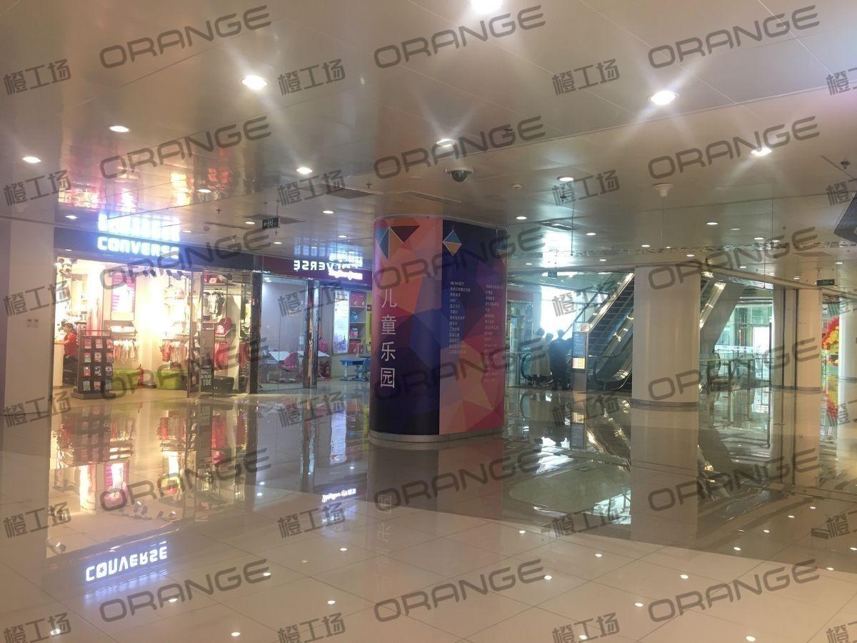 北京富力广场-室内四楼环廊南侧扶梯南  8
