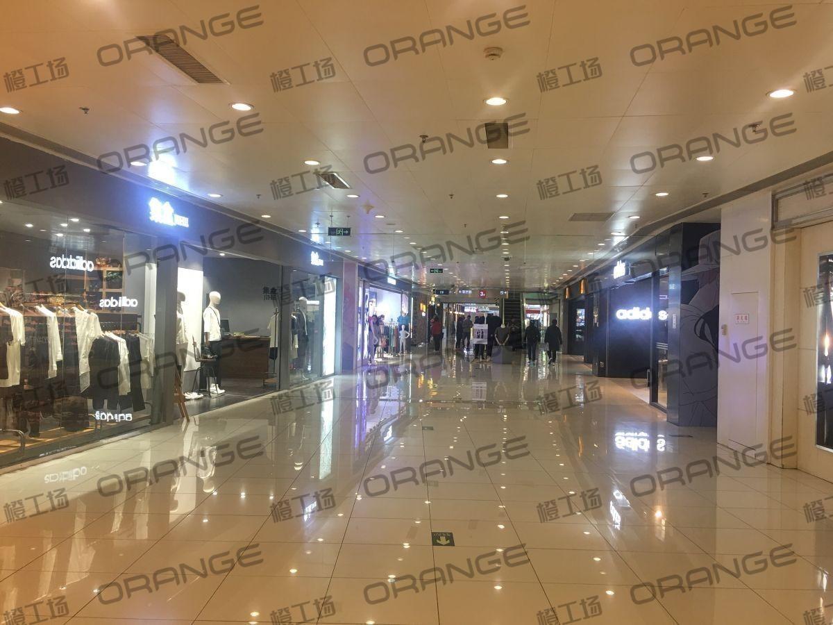 北京富力广场-室内三楼北侧走廊二  12