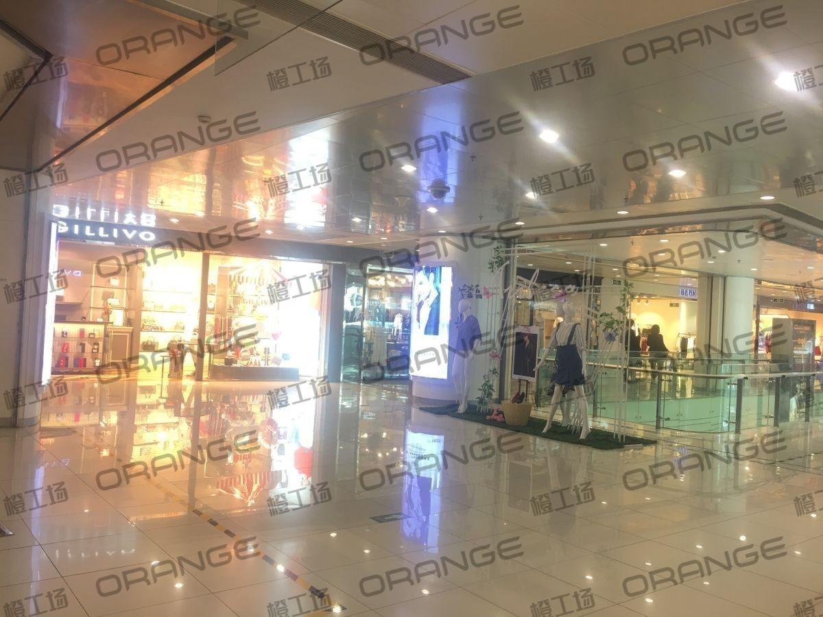 北京富力广场-室内二楼环廊南侧扶梯北22