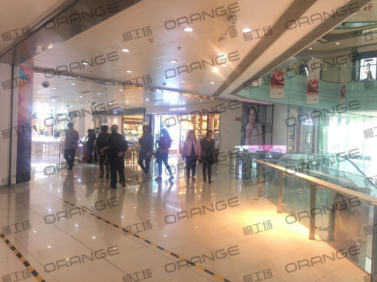 北京富力广场-室内二楼环廊北侧25