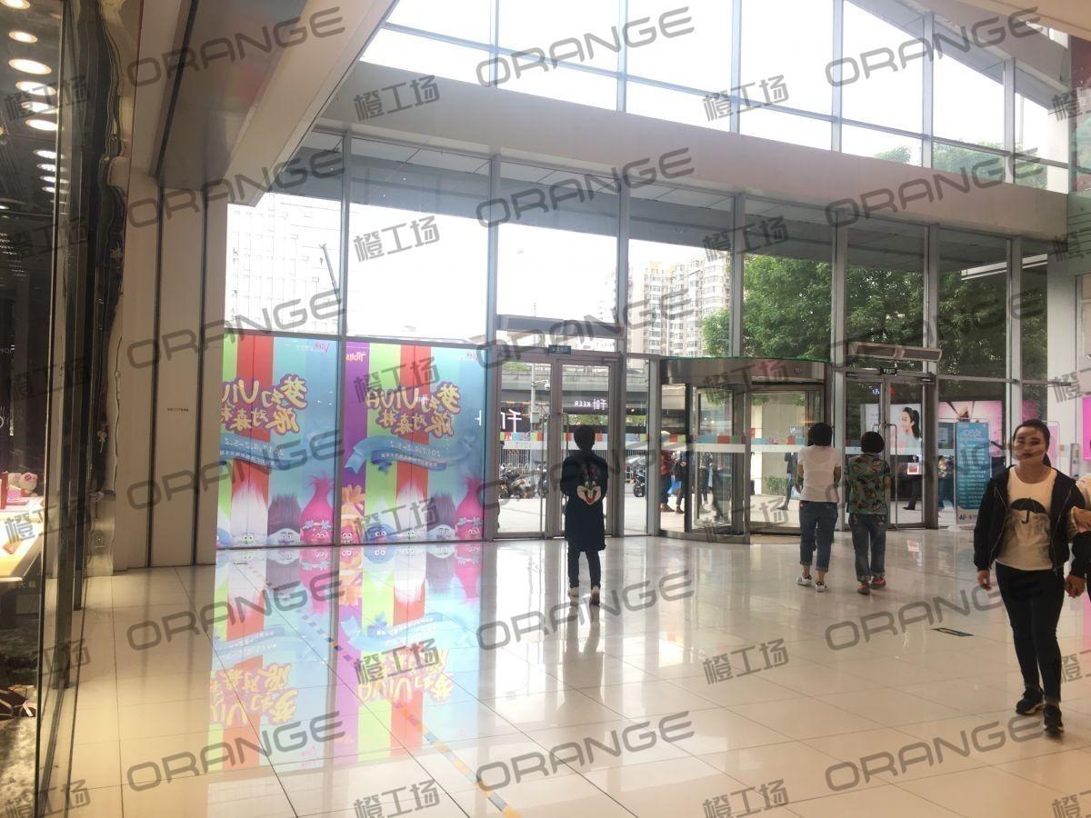 北京富力广场-室内一楼南侧东门门内一28