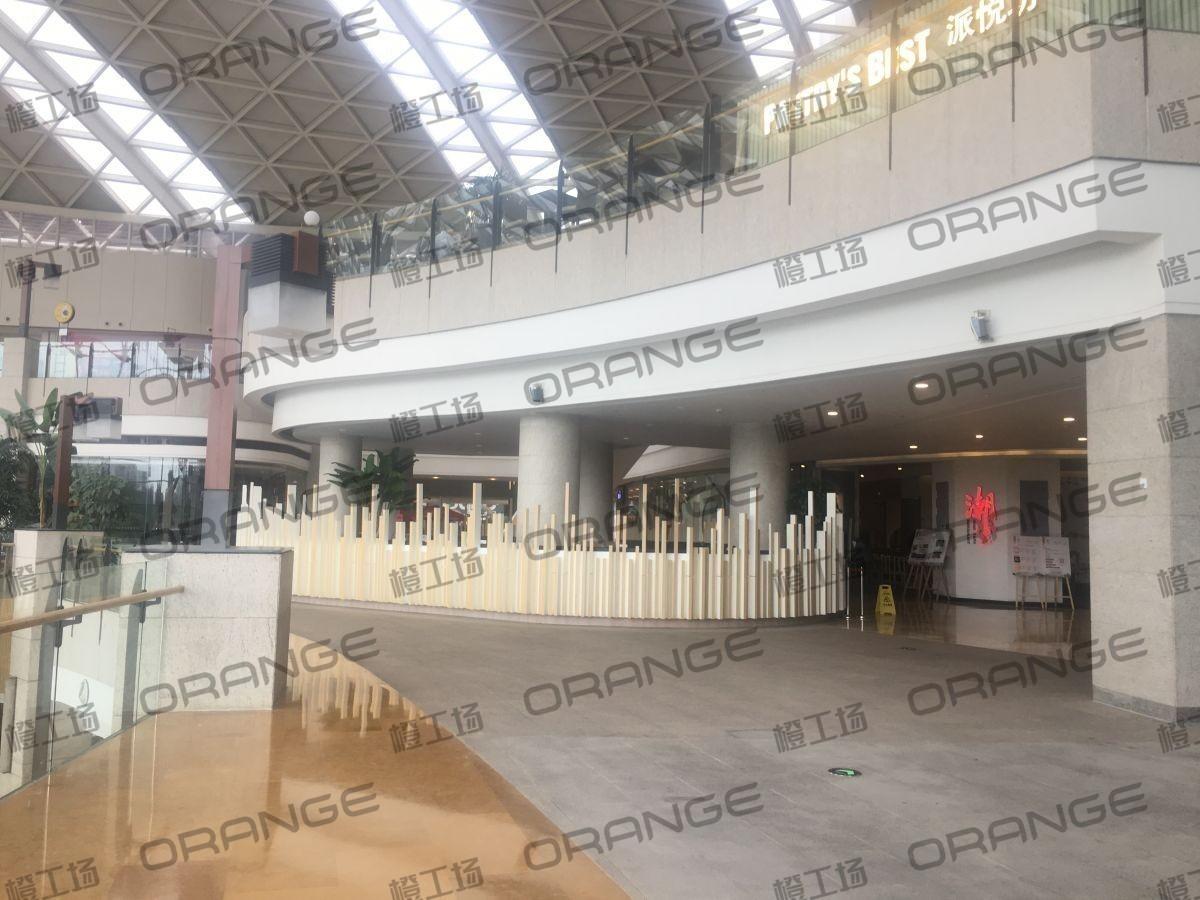 北京颐堤港-室内二楼东侧扶梯南35