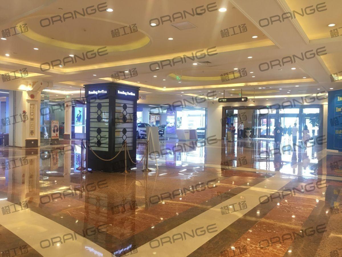 上海环球港-室内一楼南门门内1