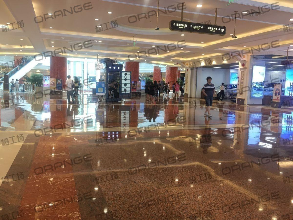 上海环球港-室内一楼南门门内2