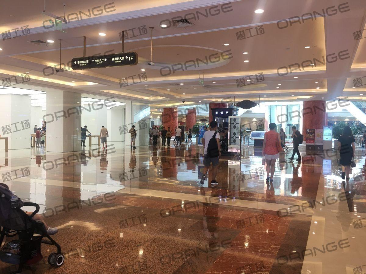 上海环球港-室内一楼南门门内3