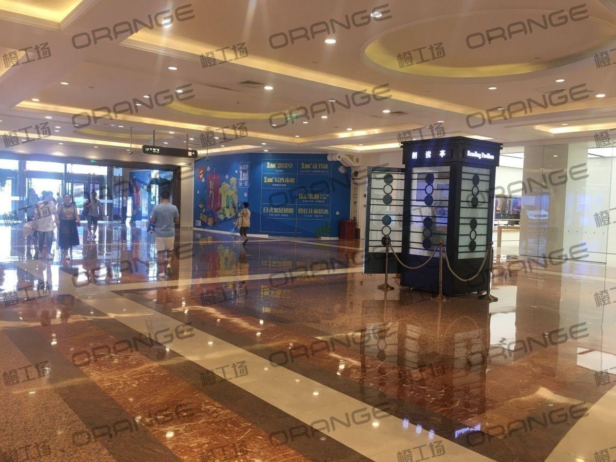 上海环球港-室内一楼南门门内4