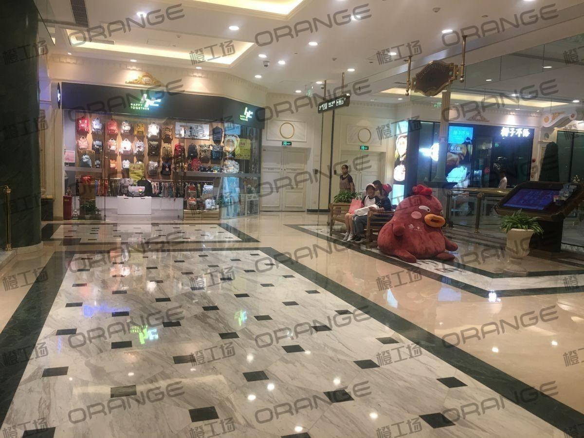 上海环球港-室内二楼北侧环廊东南侧3