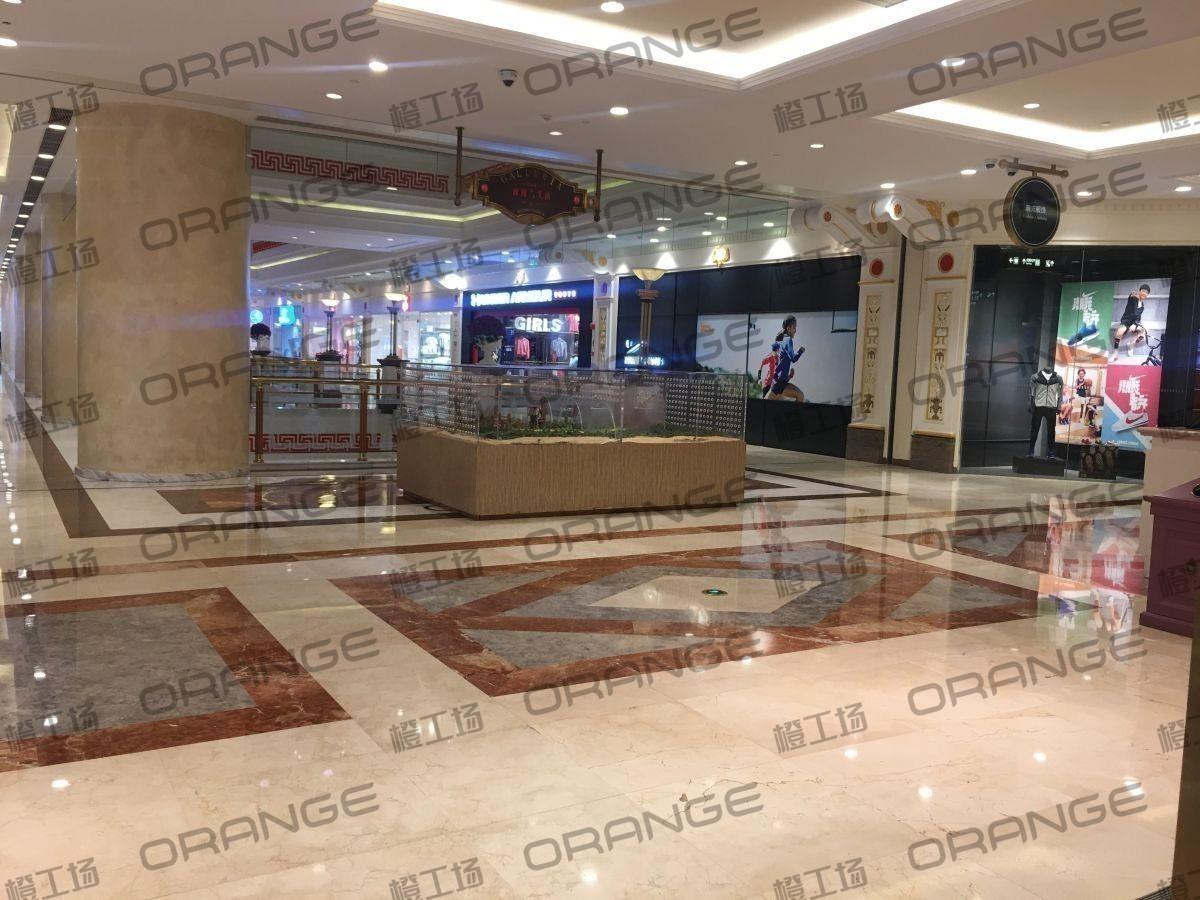 上海环球港-室内三楼中央环廊东南侧2