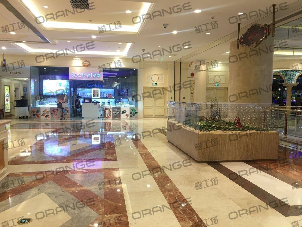 上海环球港-室内三楼中央环廊东南侧3