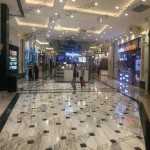 上海环球港-室内B1北侧环廊西100