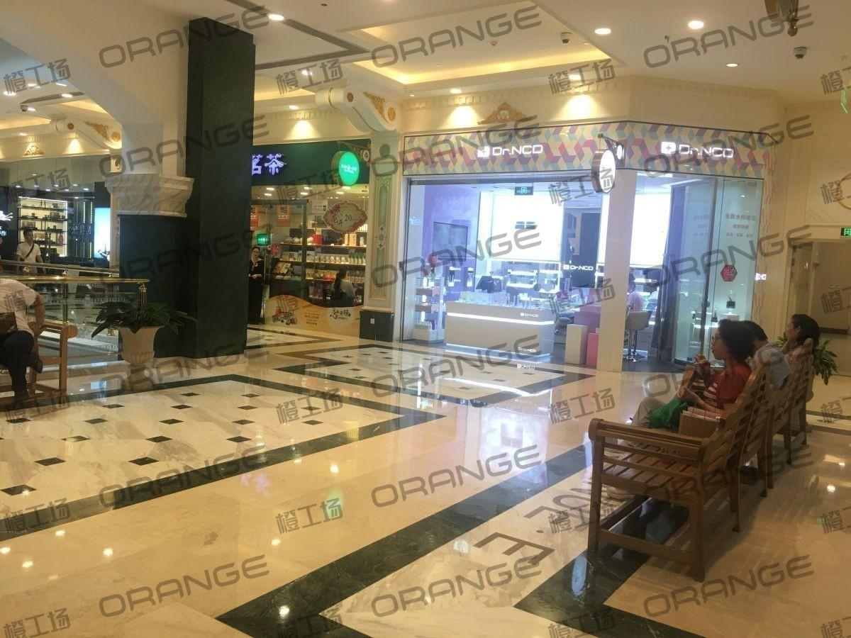 上海环球港-室内B1北侧环廊东南侧1