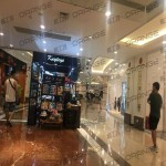上海环球港-室内B2南侧109与166之间走廊123