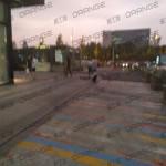 杭州龙湖金沙天街-室外西北侧1