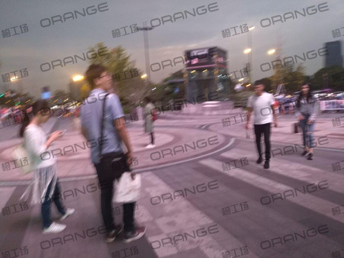 杭州龙湖金沙天街-室外1号入口前1