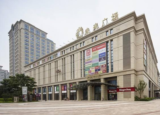 北京远洋未来广场2-【橙工场–体验式场景营销的活动场地预定平台】