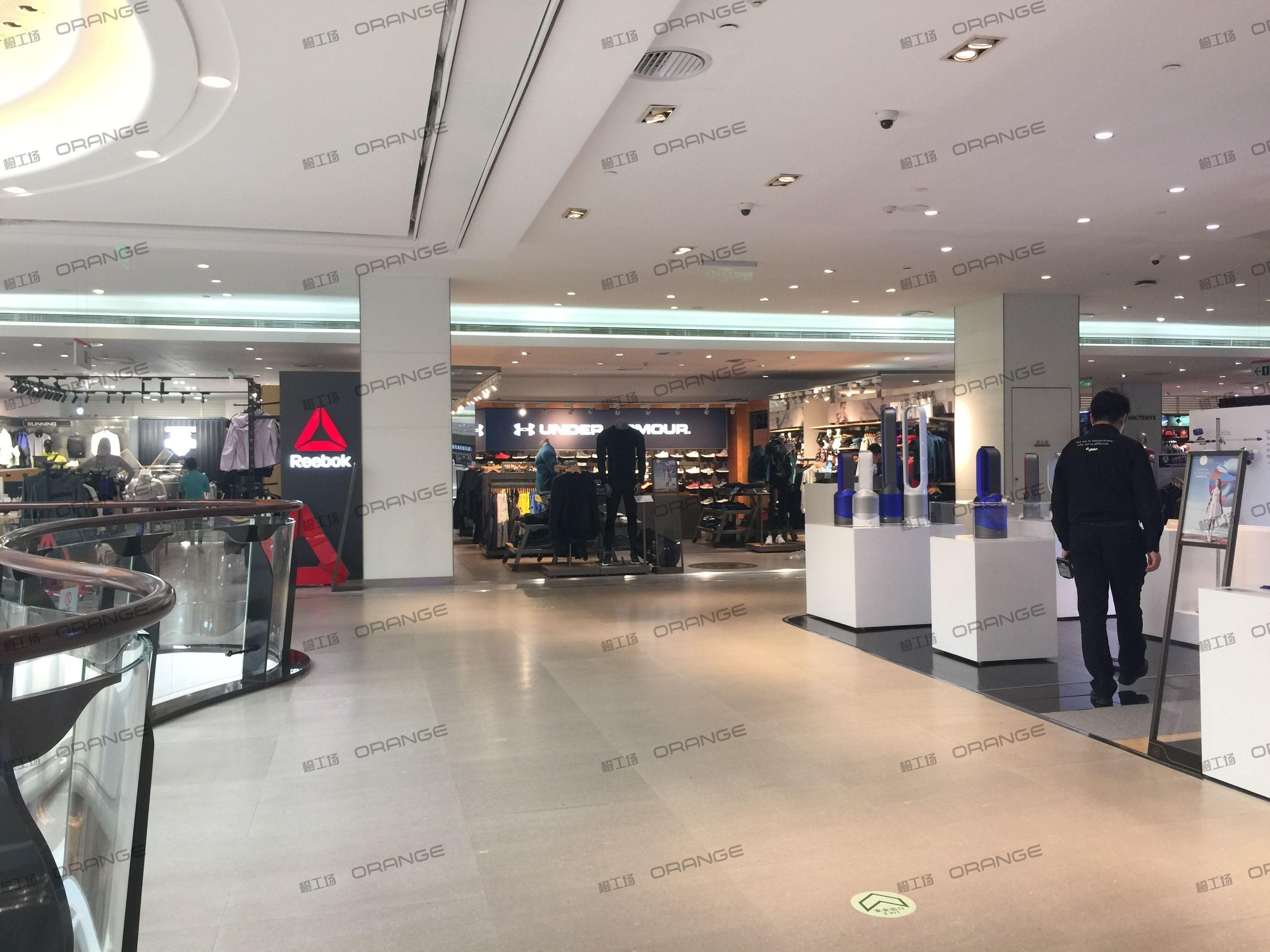 北京SKP(原北京新光天地)-室内五层中庭环廊南8