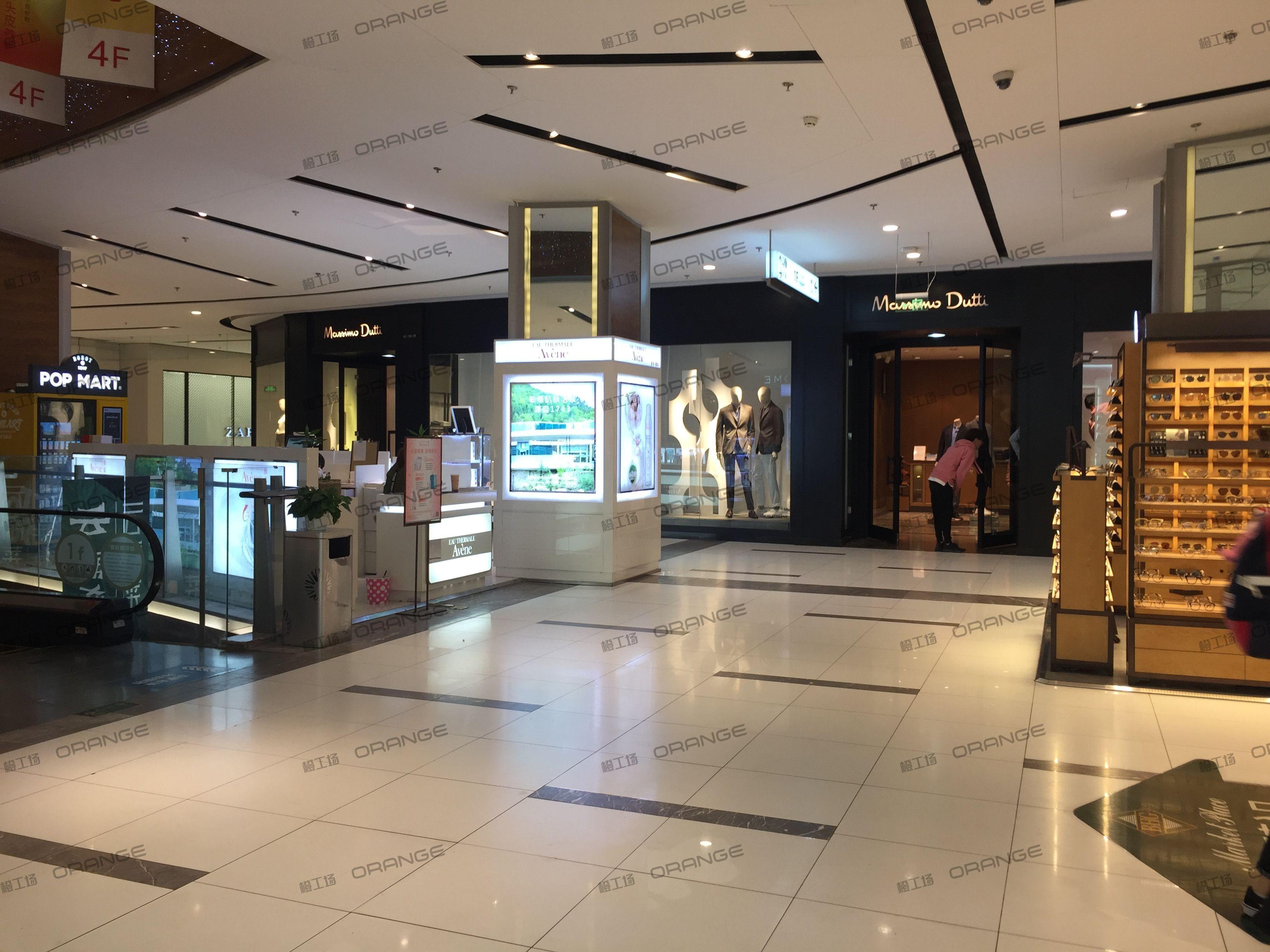 北京远洋未来广场-室内一楼西侧下B1电梯口北(两块)14